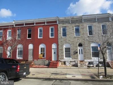 1637 Milton Avenue, Baltimore, MD 21213 - #: 1003664444