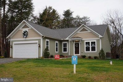 299 Sunset Loop, Mineral, VA 23117 - MLS#: 1003667981