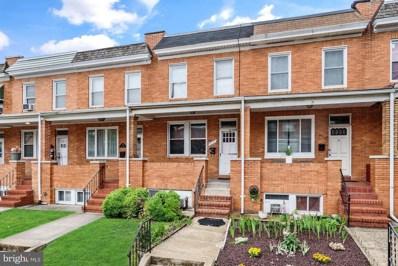 414 Elrino Street, Baltimore, MD 21224 - MLS#: 1003677556