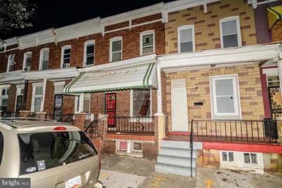 1644 Normal Avenue, Baltimore, MD 21213 - #: 1003681352