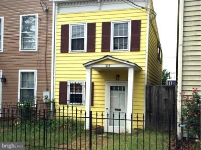 216 Payne Street N, Alexandria, VA 22314 - MLS#: 1003689260
