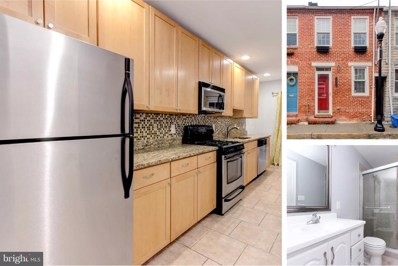 2022 Portugal Street, Baltimore, MD 21231 - MLS#: 1003697406