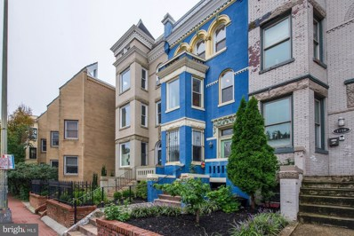 1754 U Street NW UNIT 3, Washington, DC 20009 - MLS#: 1003698014