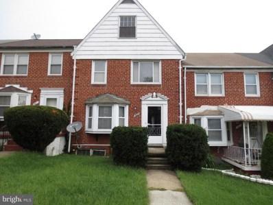 805 Cooks Lane, Baltimore, MD 21229 - #: 1003712936