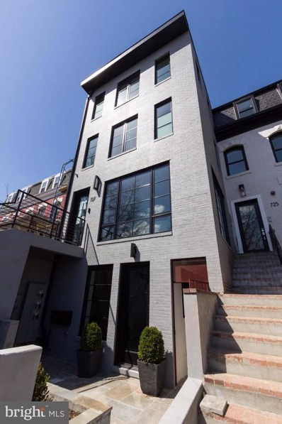 727 Euclid Street NW UNIT B, Washington, DC 20001 - #: 1003731572