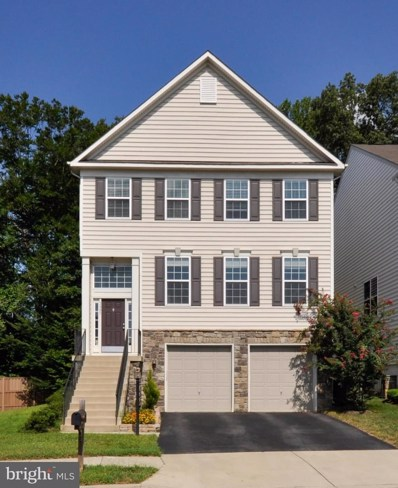 3465 Eagle Ridge Drive, Woodbridge, VA 22191 - #: 1003735994