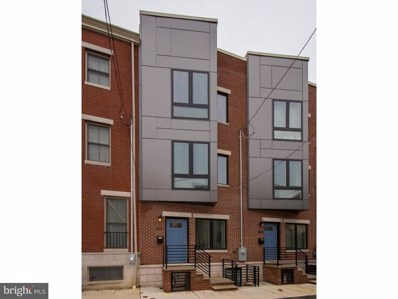 871 N Opal Street, Philadelphia, PA 19130 - MLS#: 1003740538