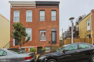 1523 Clarkson Street, Baltimore, MD 21230 - MLS#: 1003749338