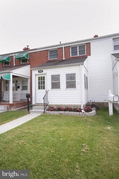 1953 Denbury Drive, Baltimore, MD 21222 - MLS#: 1003763727