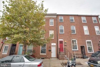 126 Wolfe Street, Baltimore, MD 21231 - MLS#: 1003765067