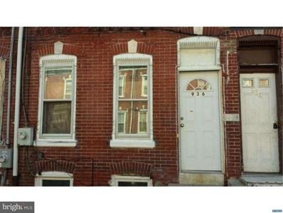 936 N Pine Street, Wilmington, DE 19801 - MLS#: 1003765135