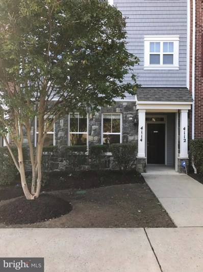 4114 Potomac Highlands Circle, Triangle, VA 22172 - MLS#: 1003765209