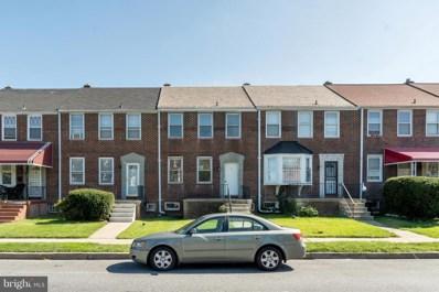 3610 Erdman Avenue, Baltimore, MD 21213 - MLS#: 1003765967