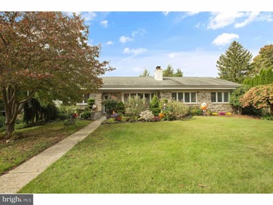 706 Hedgerow Drive, Newtown Square, PA 19008 - MLS#: 1003767419