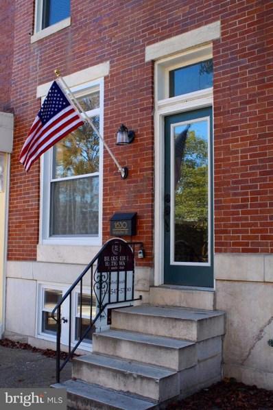 1630 Webster Street, Baltimore, MD 21230 - MLS#: 1003767425