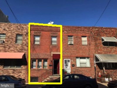 937 McKean Street, Philadelphia, PA 19148 - #: 1003769329