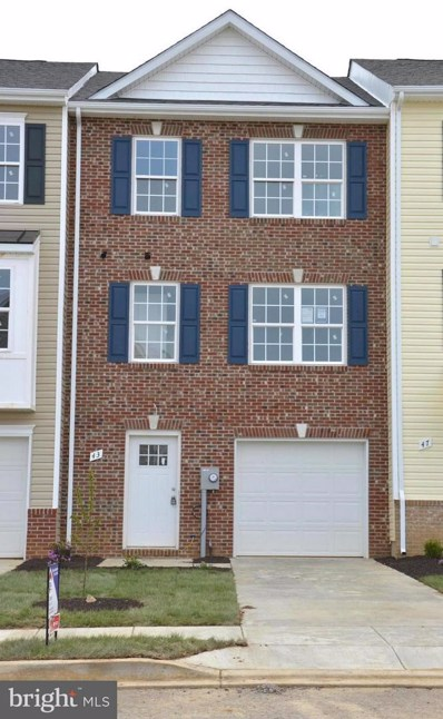 43 Carnes Way, Martinsburg, WV 25403 - MLS#: 1003769473