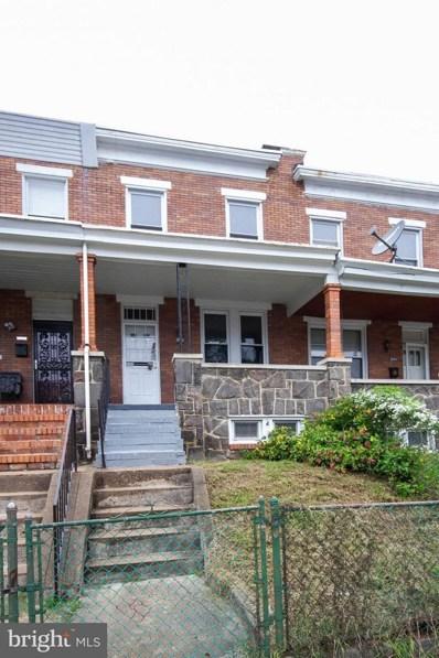 2632 Cecil Avenue, Baltimore, MD 21218 - #: 1003796894