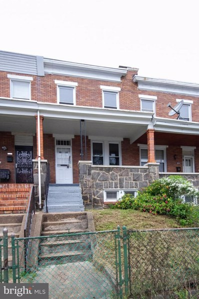 2632 Cecil Avenue, Baltimore, MD 21218 - #: 1003796894