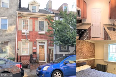 252 Exeter Street, Baltimore, MD 21202 - MLS#: 1003797108
