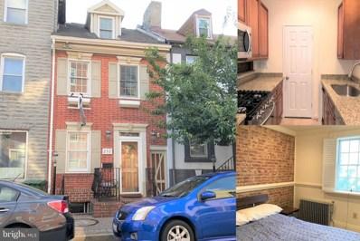 252 Exeter Street, Baltimore, MD 21202 - #: 1003797108