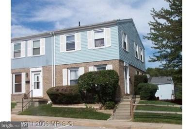 40 Lerner Court UNIT 31I, Baltimore, MD 21236 - #: 1003797186