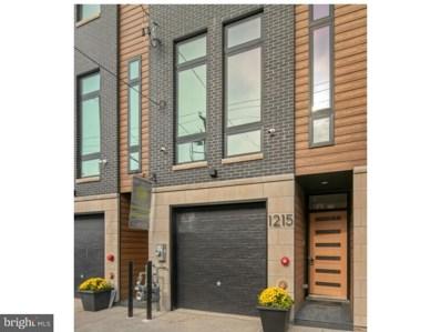 1215 Bainbridge Street, Philadelphia, PA 19147 - MLS#: 1003797364