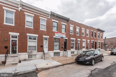 3709 Hudson Street, Baltimore, MD 21224 - MLS#: 1003797644