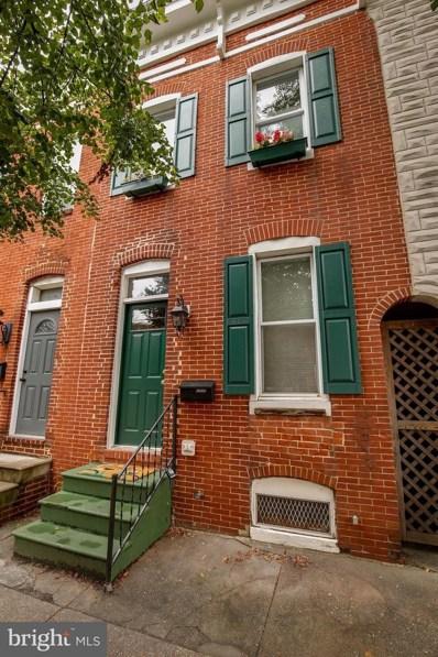 1712 Charles Street, Baltimore, MD 21230 - MLS#: 1003797752