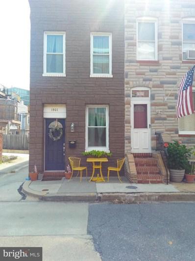 1301 Richardson Street, Baltimore, MD 21230 - MLS#: 1003797788