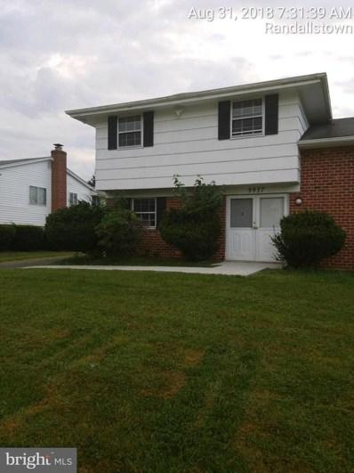 9937 Hoyt Circle, Randallstown, MD 21133 - MLS#: 1003797808