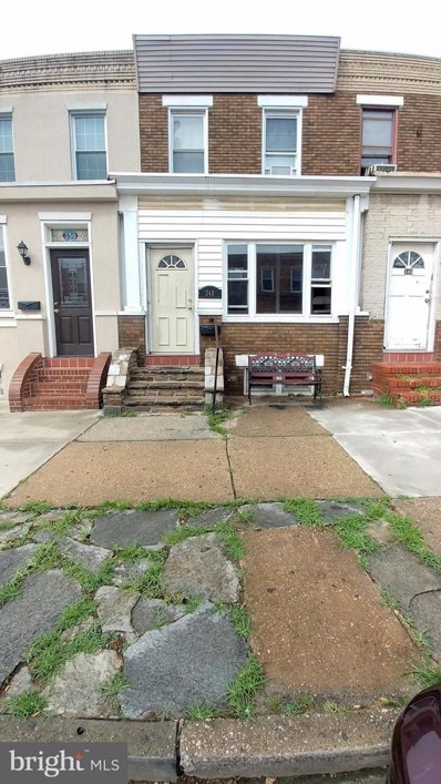 348 Cornwall Street, Baltimore, MD 21224 - #: 1003800530
