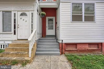 805 Columbia Avenue, Lancaster, PA 17603 - MLS#: 1003800706