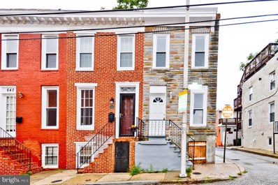 640 Wyeth Street, Baltimore, MD 21230 - #: 1003800908