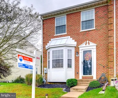 513 Doefield Court, Abingdon, MD 21009 - #: 1003800928