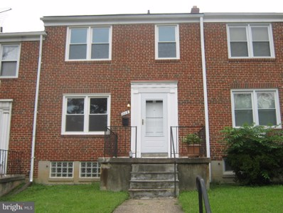 1113 Newfield Road, Baltimore, MD 21207 - #: 1003801000