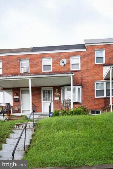 726 Glenwood Avenue, Baltimore, MD 21212 - MLS#: 1003801002