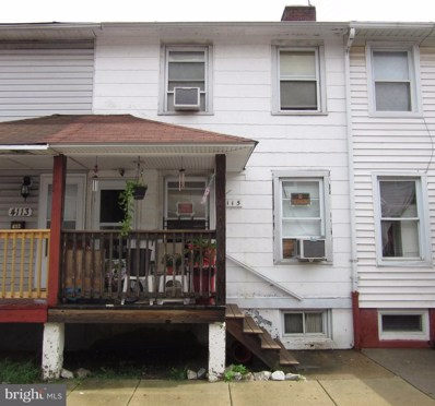 4115 Grace Court, Baltimore City, MD 21226 - #: 1003801476