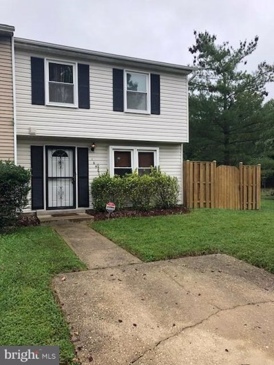 1651 Forest Park Drive, District Heights, MD 20747 - MLS#: 1003801540