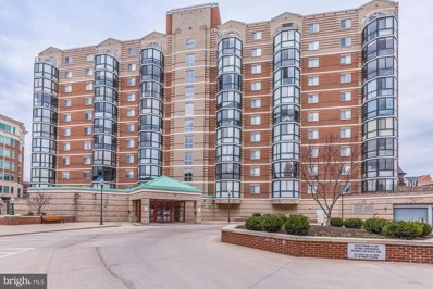 24 Courthouse Square UNIT 502, Rockville, MD 20850 - #: 1003808408