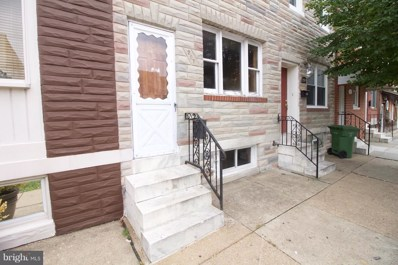 207 Eaton Street S, Baltimore, MD 21224 - MLS#: 1003822980