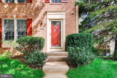 607 Budleigh Circle, Lutherville Timonium, MD 21093 - MLS#: 1003826206