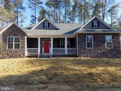 420 Pocahontas Drive, Ruther Glen, VA 22546 - MLS#: 1003827352