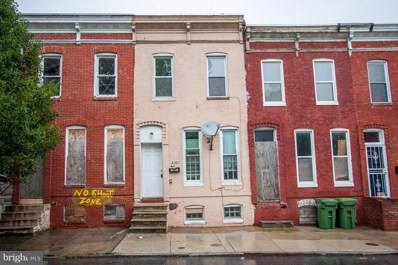 2607 Francis Street, Baltimore, MD 21217 - #: 1003829096