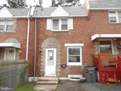317 Rural Avenue, Chester, PA 19013 - MLS#: 1003829682
