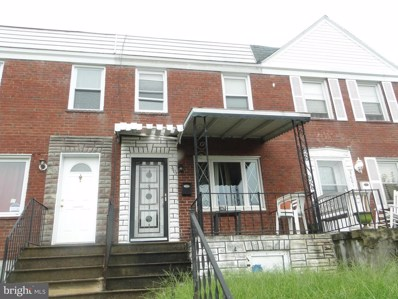 3603 Kenyon Avenue, Baltimore, MD 21213 - #: 1003840540