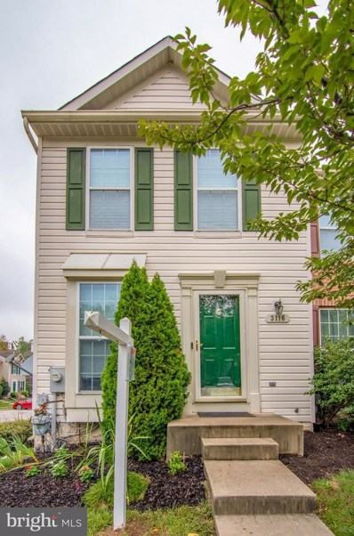 3116 Spadderdock Court, Laurel, MD 20724 - #: 1003841684