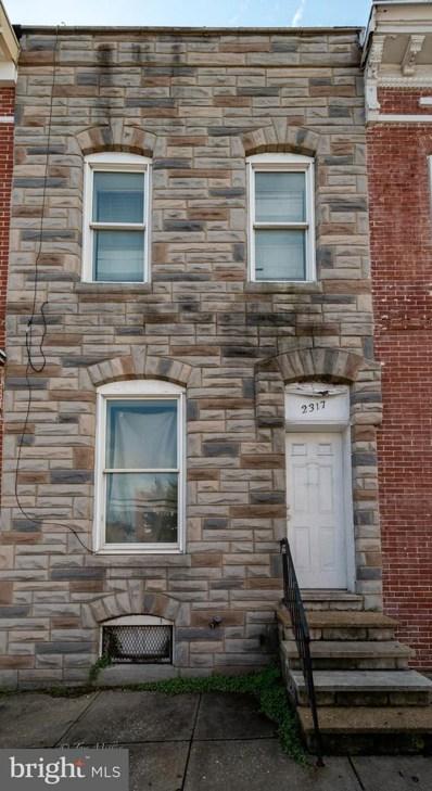 2317 Fayette Street, Baltimore, MD 21224 - MLS#: 1003855734