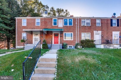925 Evesham Avenue, Baltimore, MD 21212 - MLS#: 1003868283