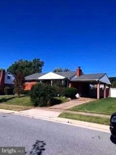 1517 Chapel Hill Drive, Rosedale, MD 21237 - MLS#: 1003868435